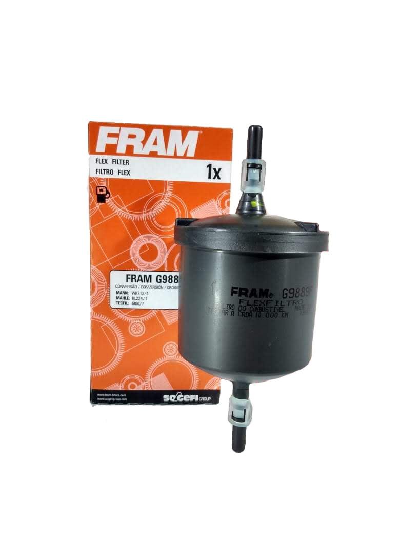 Filtro de Combustível Astra Blazer S10 Vectra Zafira FRAM G9889F