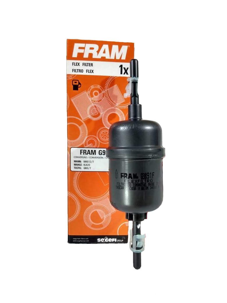 Filtro de Combustível EcoSport Fiesta Focus New Fiesta FRAM G9891F