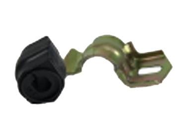 Kit barra estabilizadora dianteira 206