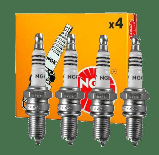 Vela de Ignição NGK BPR7ES Fiorino Uno Prêmio Tempra Elba Colt 460 440i