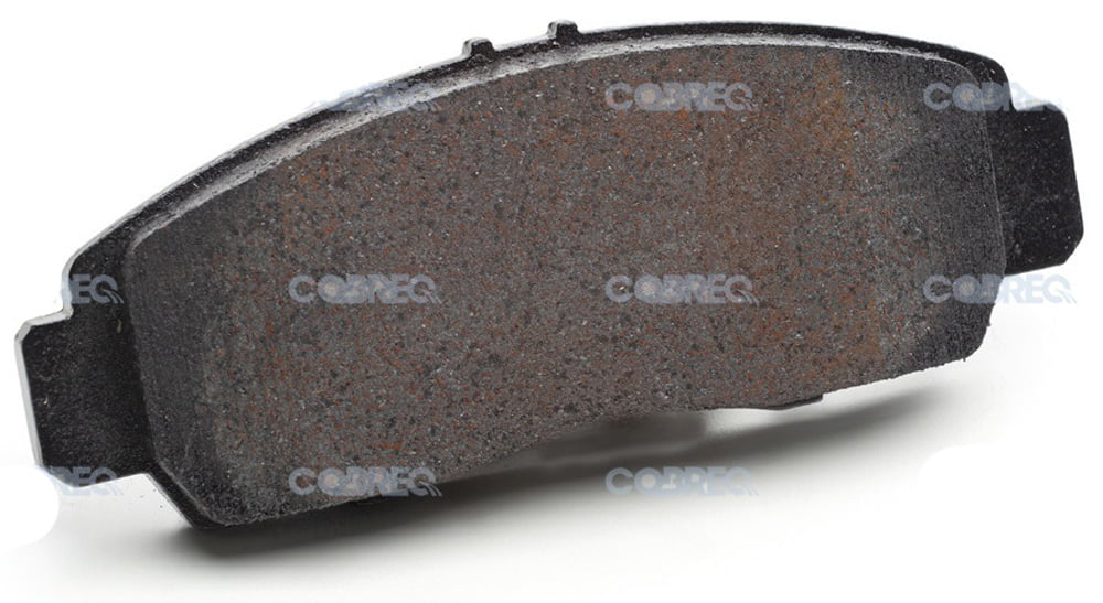 Pastilha de freio Civic 1.8 16V EXS Cobreq N-1480