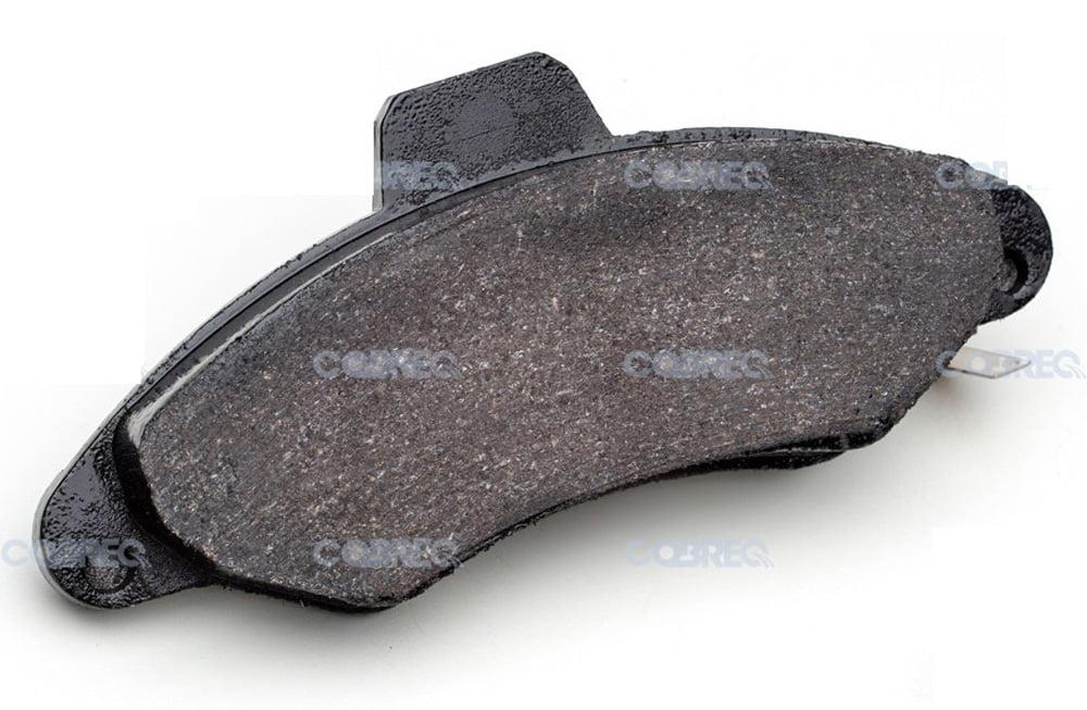 Pastilha de freio Escort Cobreq N-144