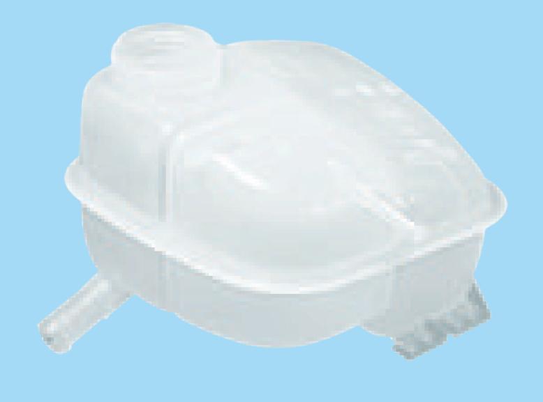 Reservatório de água do radiador Vectra Astra