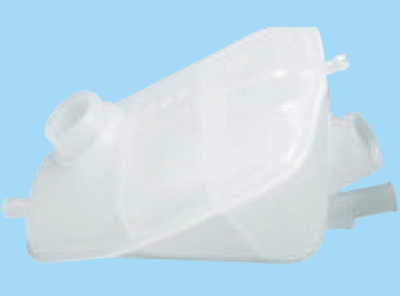 Reservatório de água radiador Escort