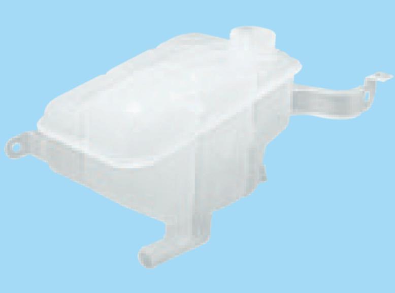 Reservatório de água radiador Verona Escort