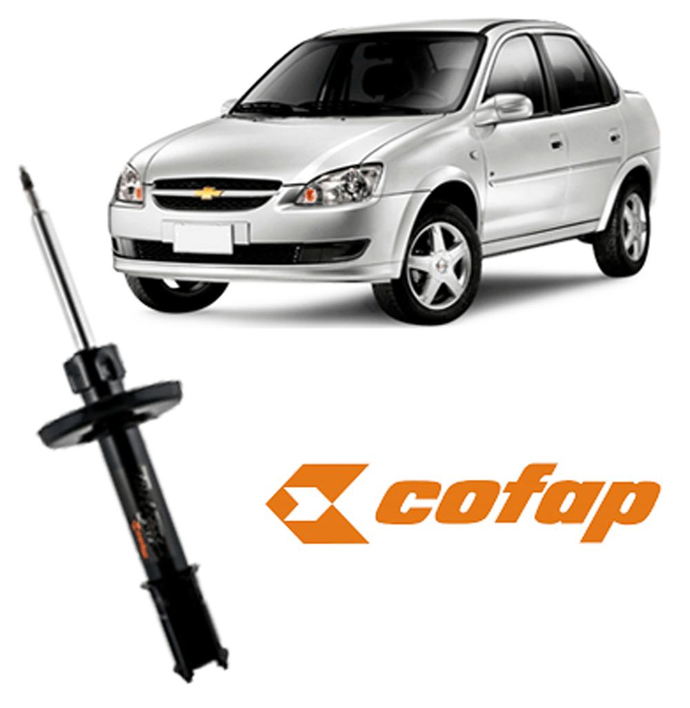 Amortecedor dianteiro a óleo Celta Corsa Prisma Pick-up Classic SW Sedan Cofap MP30088