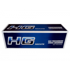 Amortecedor Dianteiro Esquerdo Sportage iX35 Nakata HG41053