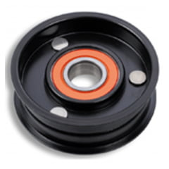 Rolamento tensor da correia do alternador Agile Celta Cobalt Corsa Meriva Montana Onix Prisma Spin Pro Automotive FE177725