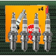 Vela de Ignição NGK LFR5A-11 C5 C6 iX35 Sonata Cerato Koup Magentis Sorento Sportage 350Z Murano Pathfinder X-Trail 406 407 607