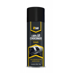 Limpa Ar Condicionado Spray Carro Novo 250ml M500 Aerosol