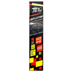 Calhas de chuva Fiesta hatch Escort zetec sw TG01100028 TG Poli