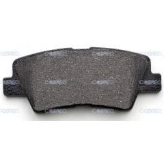 Pastilha de freio traseira Evoque S60 S80 V60 V70 XC60 XC70 Cobreq N-1474
