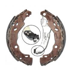 Sapata de freio C3 208 Mazzicar BPSA0090245