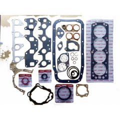 Junta do motor Agile Celta Cobalt Corsa Meriva Prisma Montana