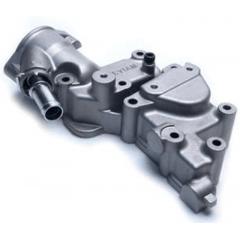 Carcaça alumínio da válvula termostática C3 206 207