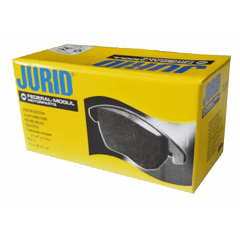 Pastilha de freio dianteira Hilux Jurid HQJ-2204