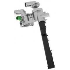 Kit válvula de expansão termostática CrossFox Fox Gol Saveiro SpaceFox